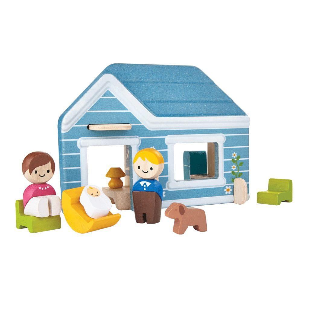Игровой набор Plan Toys 6617 Дома