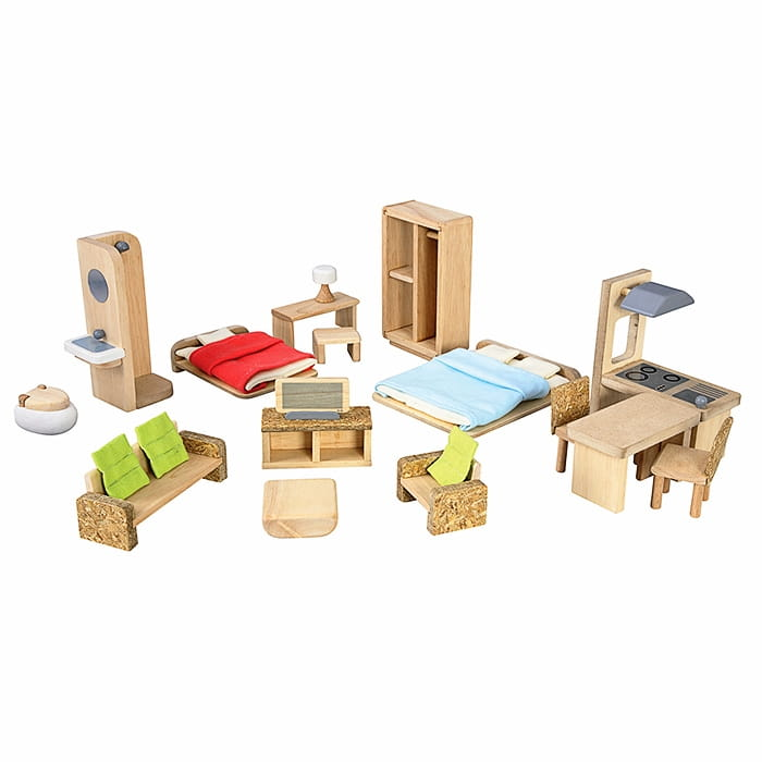 Набор мебели Plan Toys 7157 Большой