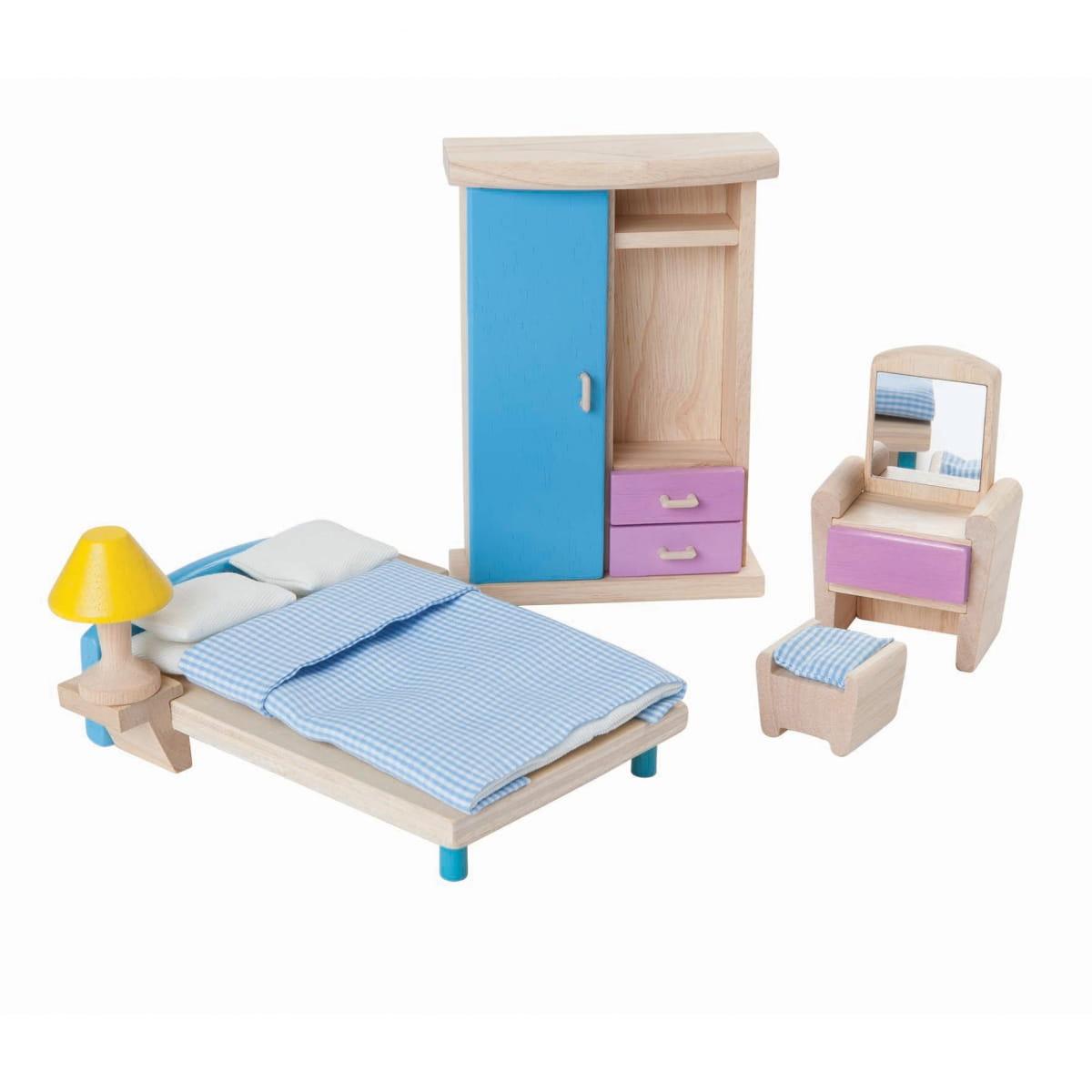 Набор мебели Plan Toys 7309 Спальня