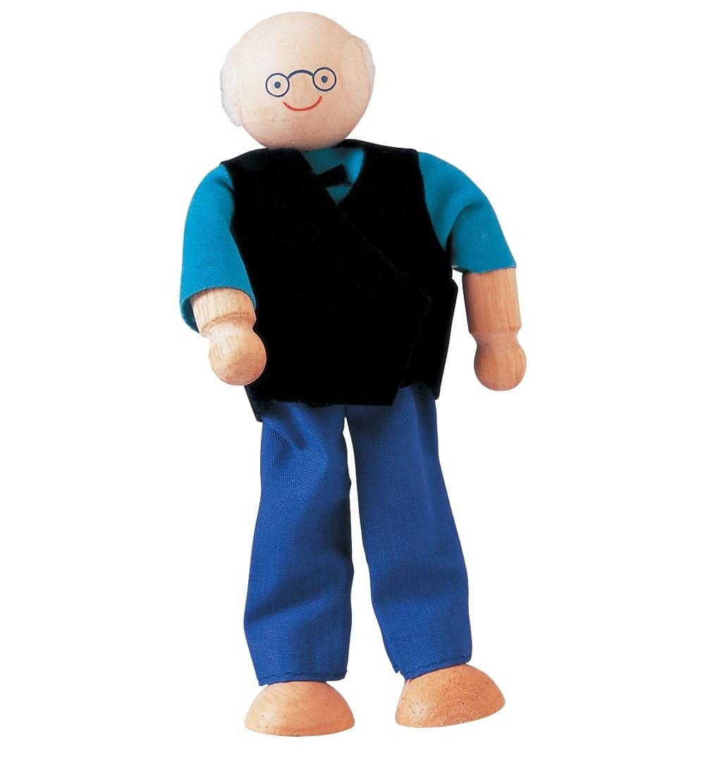 Кукла Plan Toys 9850 Дедушка