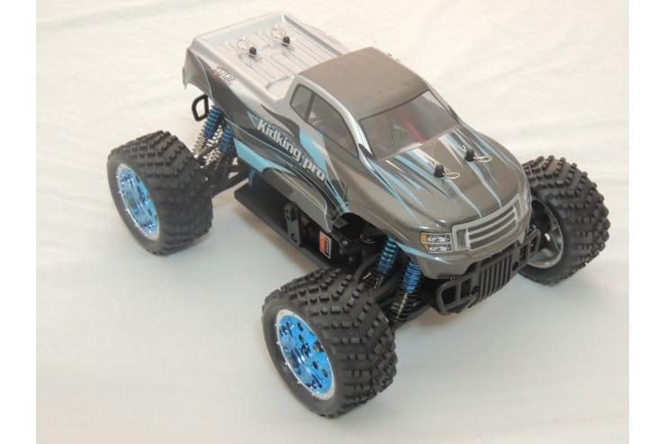 Купить Радиоуправляемый внедорожник HSP Electric Off-Road KidKing Pro 4WD 1:16 в интернет магазине игрушек и детских товаров