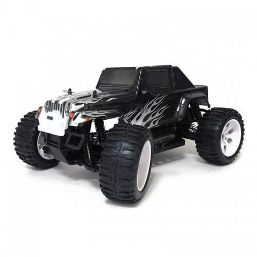 Купить Радиоуправляемый внедорожник HSP Conquer ET Off-road Jeep 4WD 1:16 в интернет магазине игрушек и детских товаров
