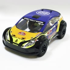 ���� ���������������� ���������� HSP Reptile Rally Car 4WD 1:18