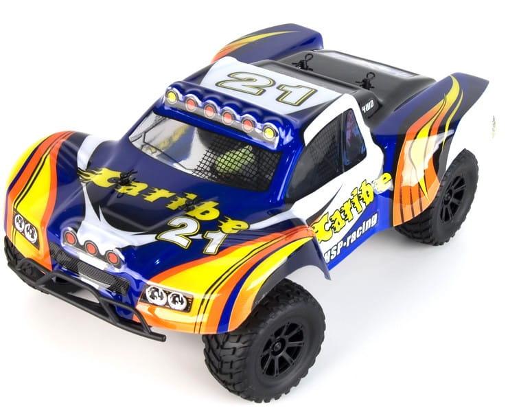 Радиоуправляемый внедорожник HSP 94807 Caribe 4WD 1:18