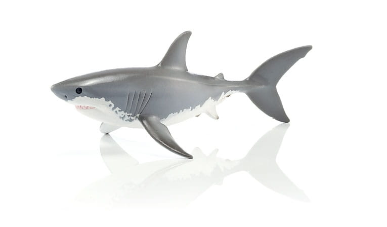 Фигурка Schleich Большая белая акула