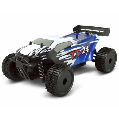 Купить Радиоуправляемая трагги HSP Electric Powered Truggy TT24 2.4G 1:24 в интернет магазине игрушек и детских товаров
