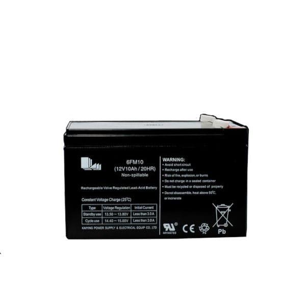 Купить Аккумулятор для детских электромобилей Henes 12V 10Ah в интернет магазине игрушек и детских товаров