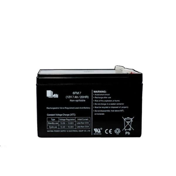 Купить Аккумулятор для детских электромобилей Henes 12V 7Ah в интернет магазине игрушек и детских товаров