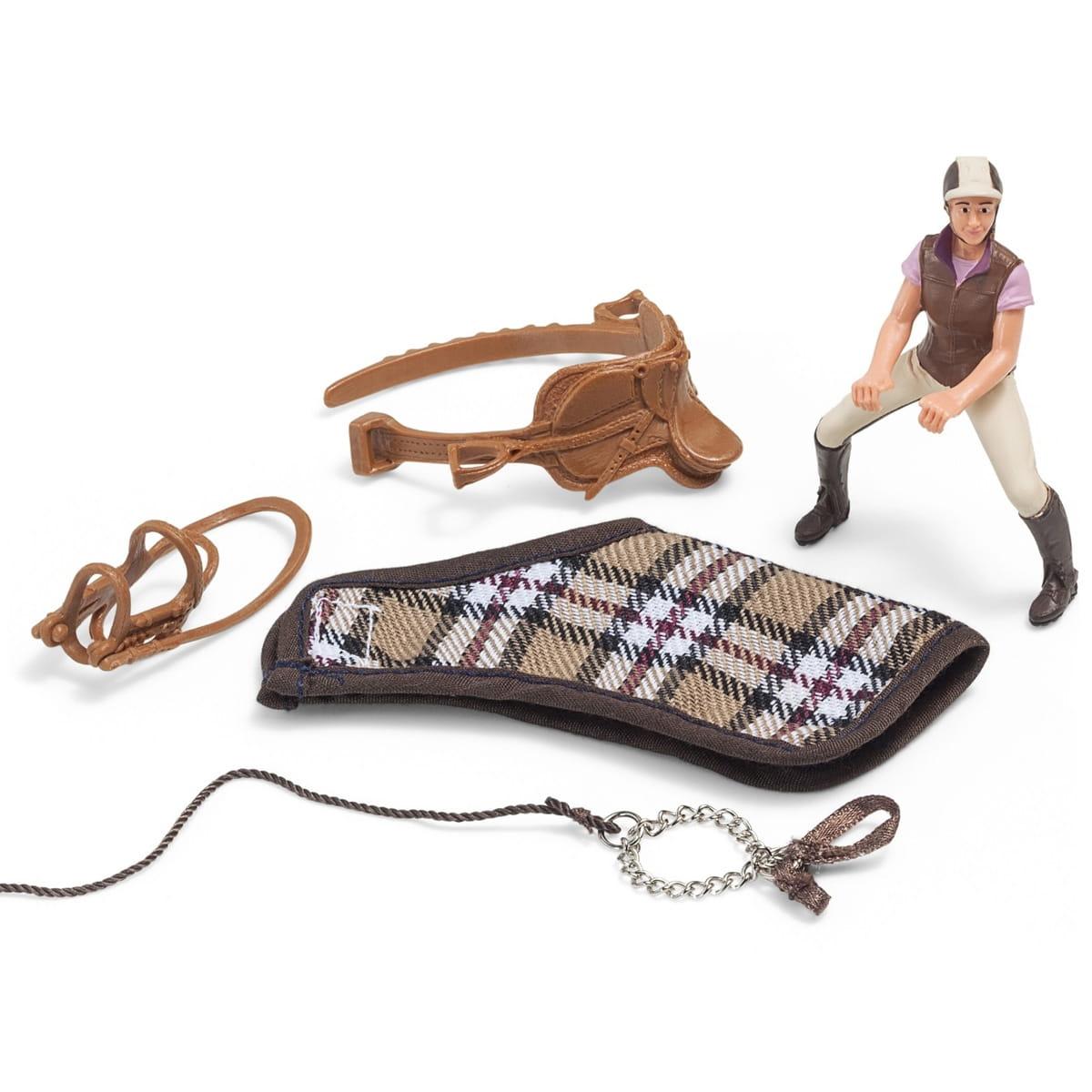 Игровой набор Schleich 42057 с наездницей (без лошади)