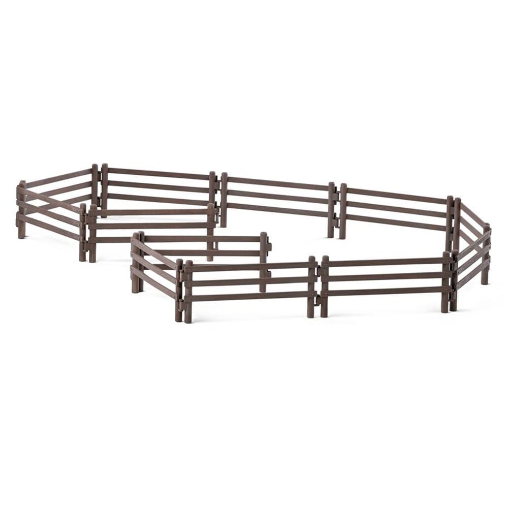Игровой набор Schleich 42106 Загон для лошадей