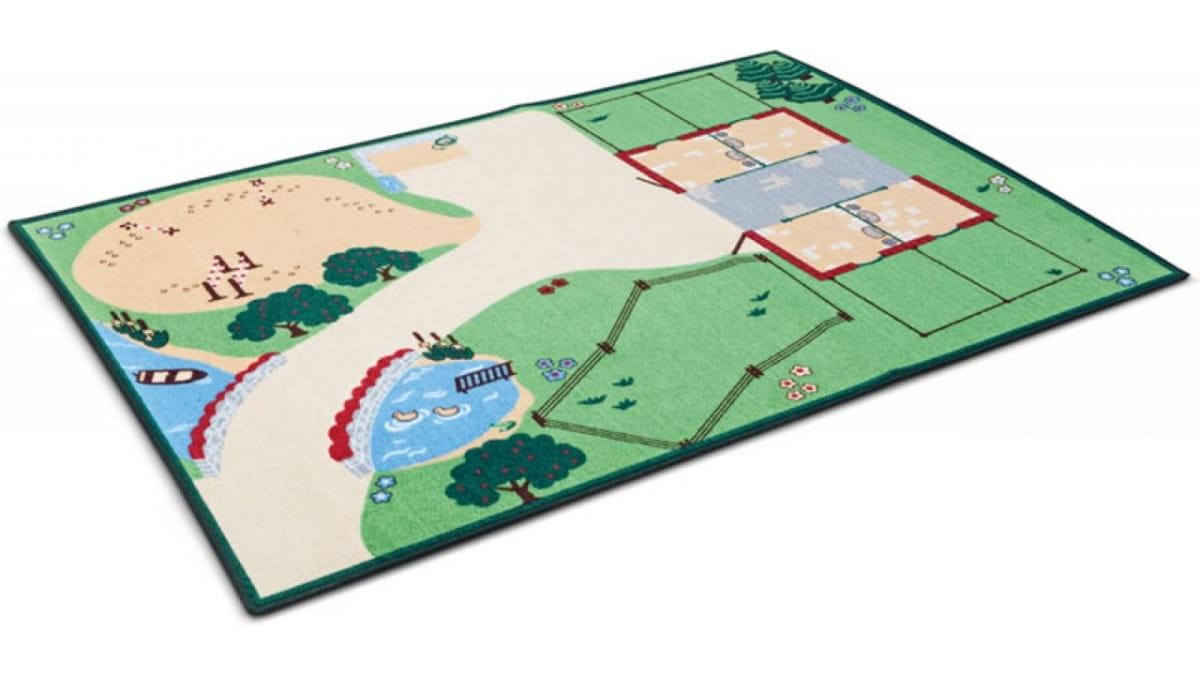 Игровой коврик Schleich 42138 Жизнь на ферме