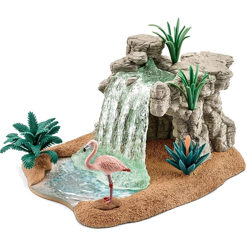 Игровой набор Schleich 42257 Водопад