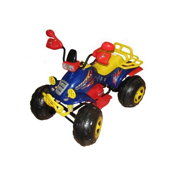 Купить Квадроцикл TCV 636 Tornado II синий в интернет магазине игрушек и детских товаров