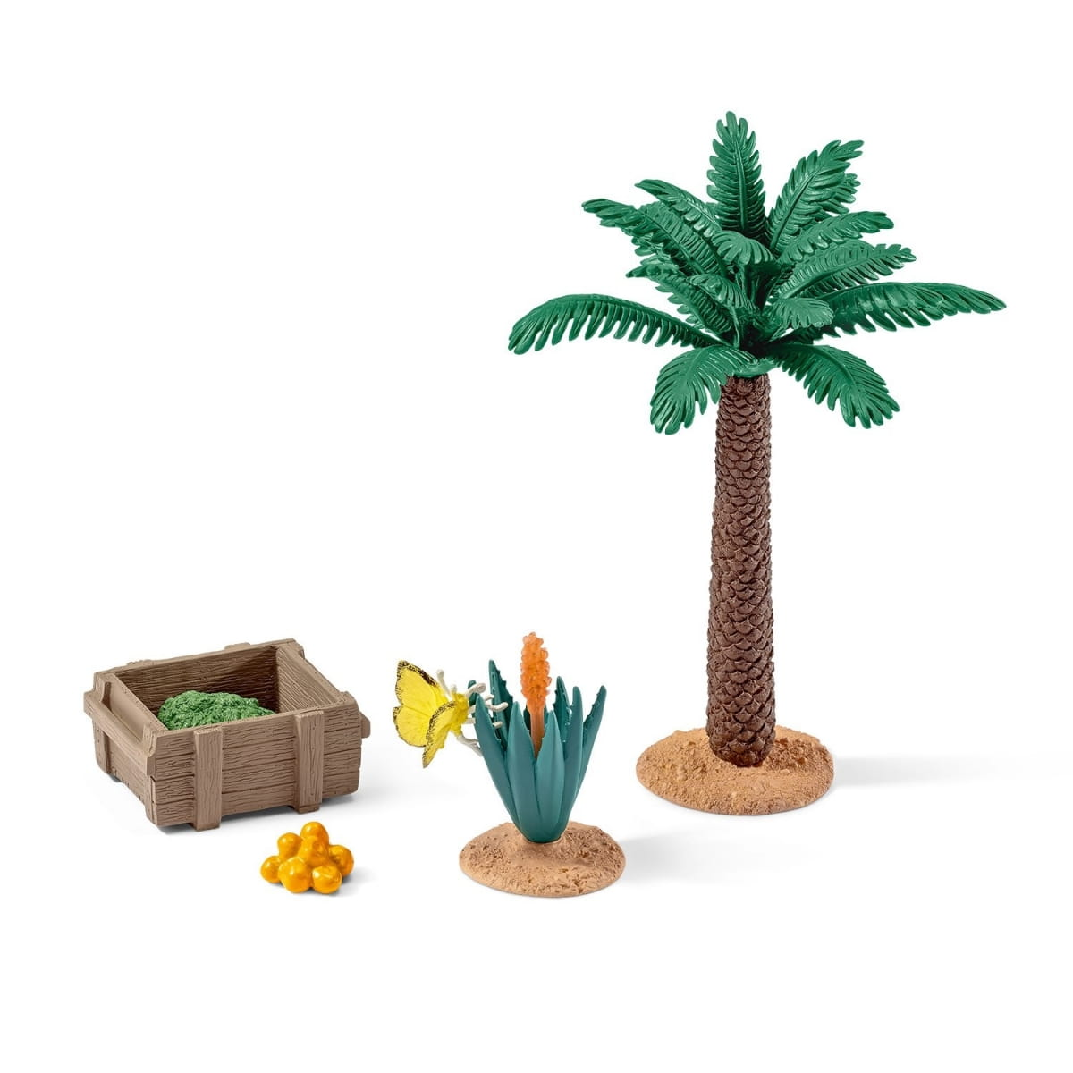 Набор Schleich 42277 Растения и корм