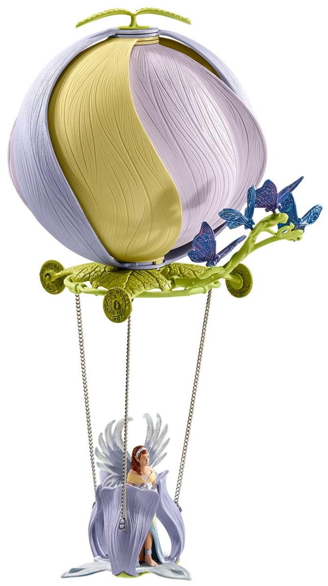 Игровой набор Schleich 41443 Bayala Воздушный цветочный шар