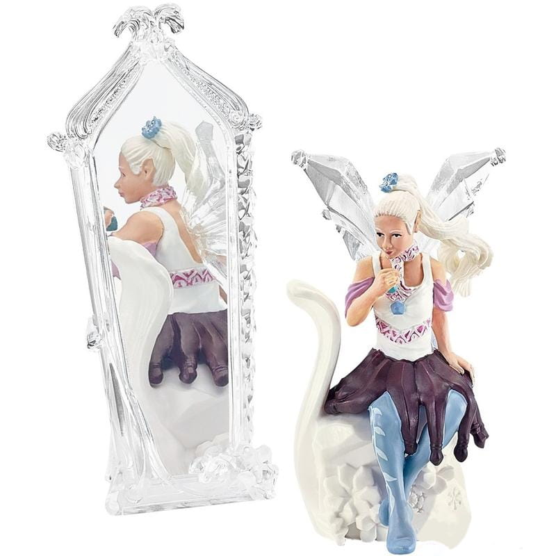 Фигурка Schleich 70470 Bayala Ледяная эльфийка Кризея с зеркалом