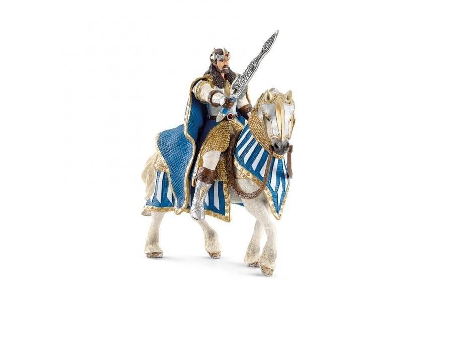 Фигурка Schleich 70119 Eldrador Рыцарь Грифонов Король на лошади
