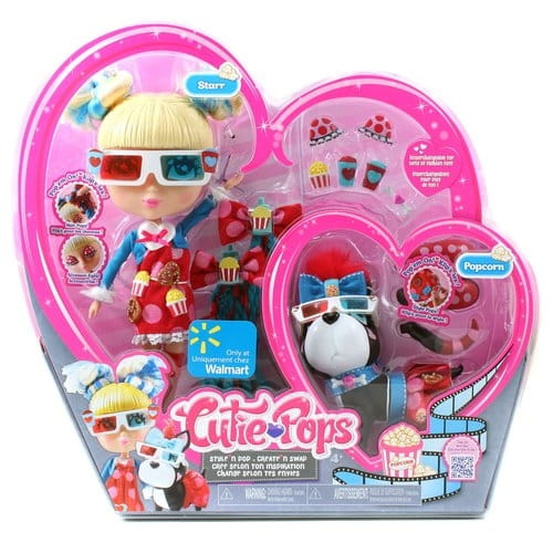 Игровой набор Cutie Pops Делюкс - Кукла Стар с собачкой и аксессуарами (Jada Toys)