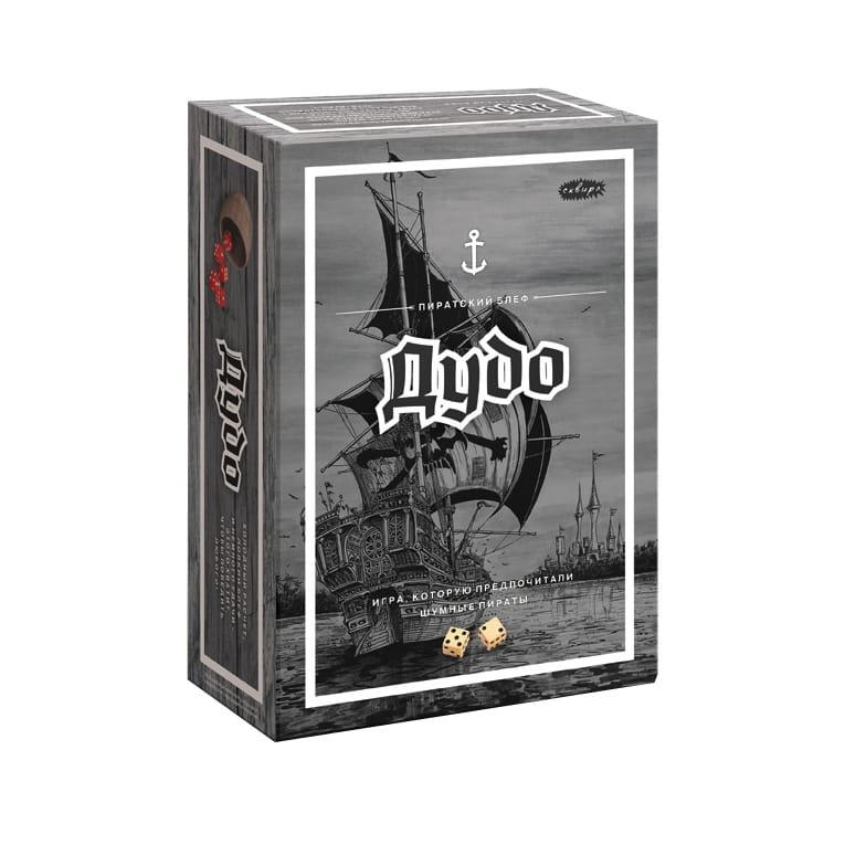 Настольная игра Сквирл ДУД009 Дудо