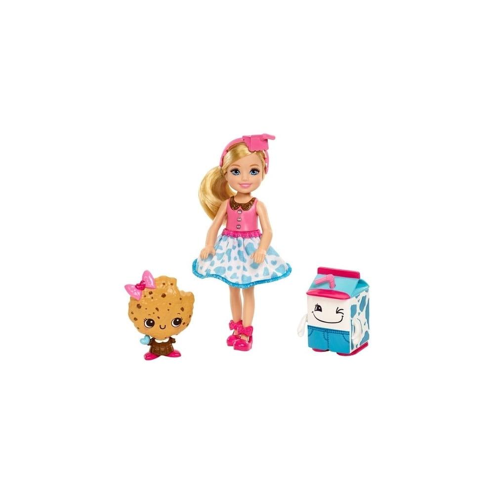 Игровой набор Barbie Барби Челси и печенька (Mattel)