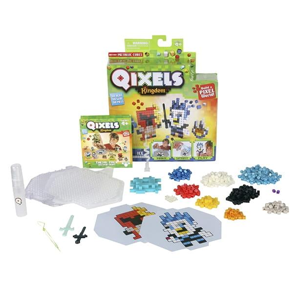 Набор для творчества QIXELS Ледяные воины