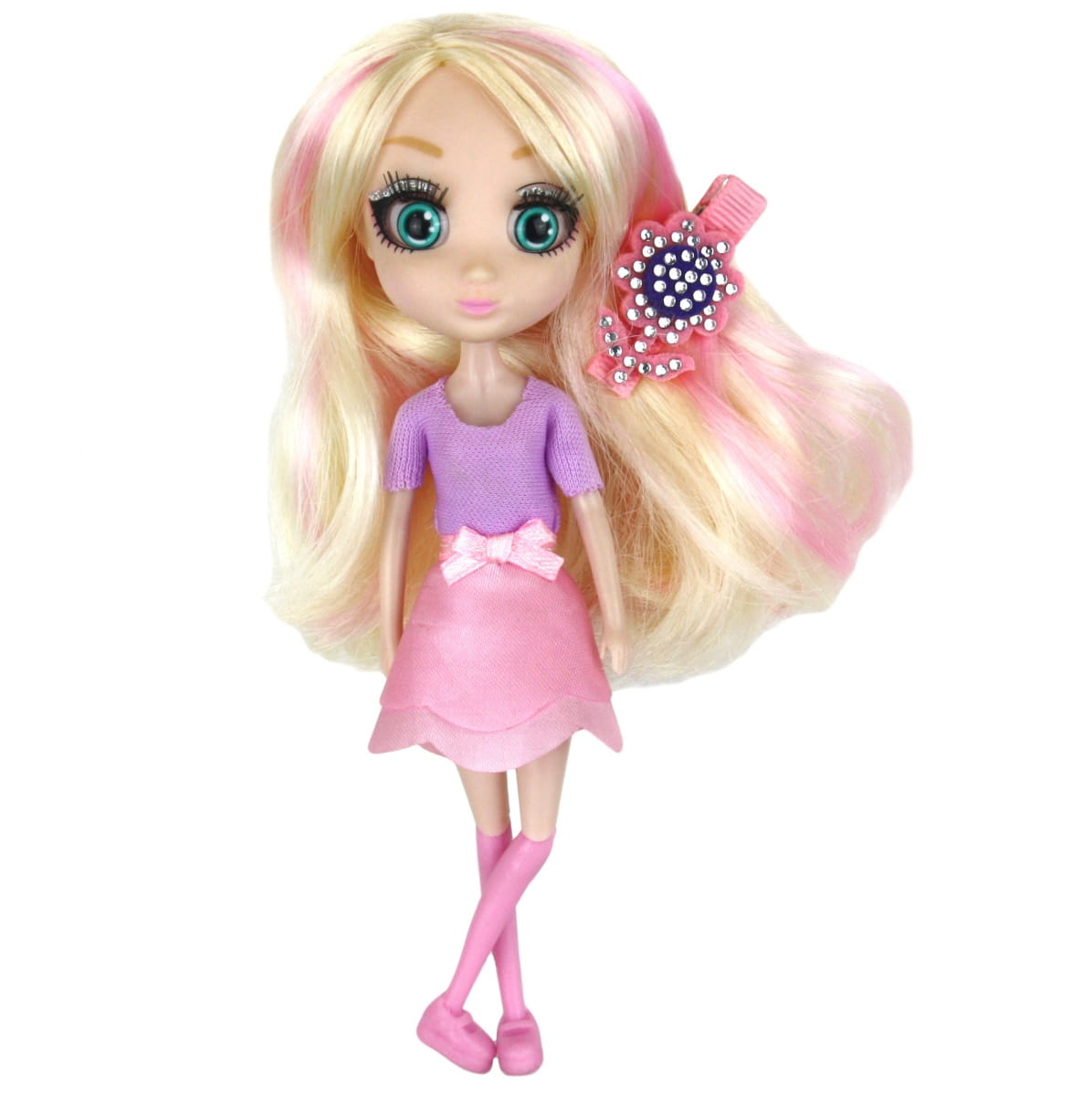 Кукла SHIBAJUKU GIRLS Шидзуки - 15 см