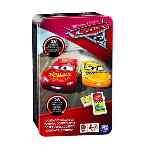 Домино Spin Master 6035600 Тачки-3