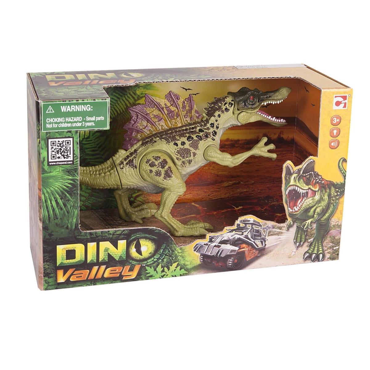 Подвижная фигура Dino Valley Спинозавр (Chap Mei)