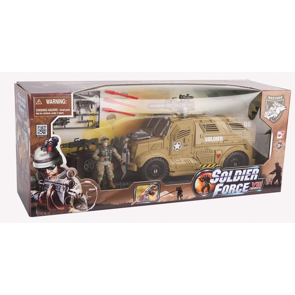 Игровой набор Chap Mei 521005 Soldier Force - Бронемобиль пехоты