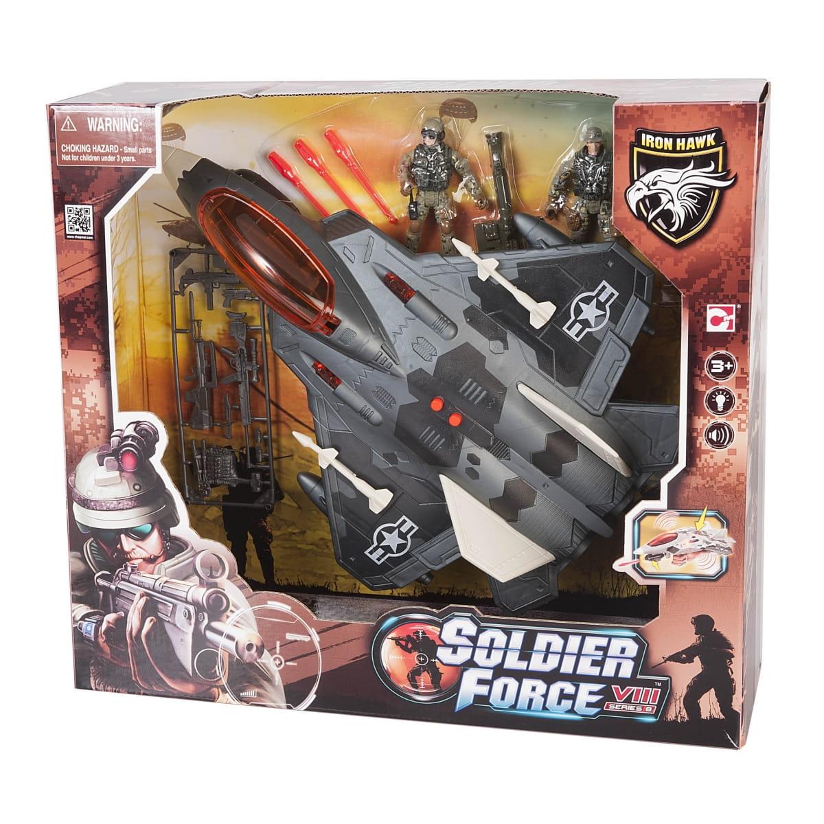 Игровой набор Chap Mei 521007 Soldier Force - Фронтовой бомбардировщик