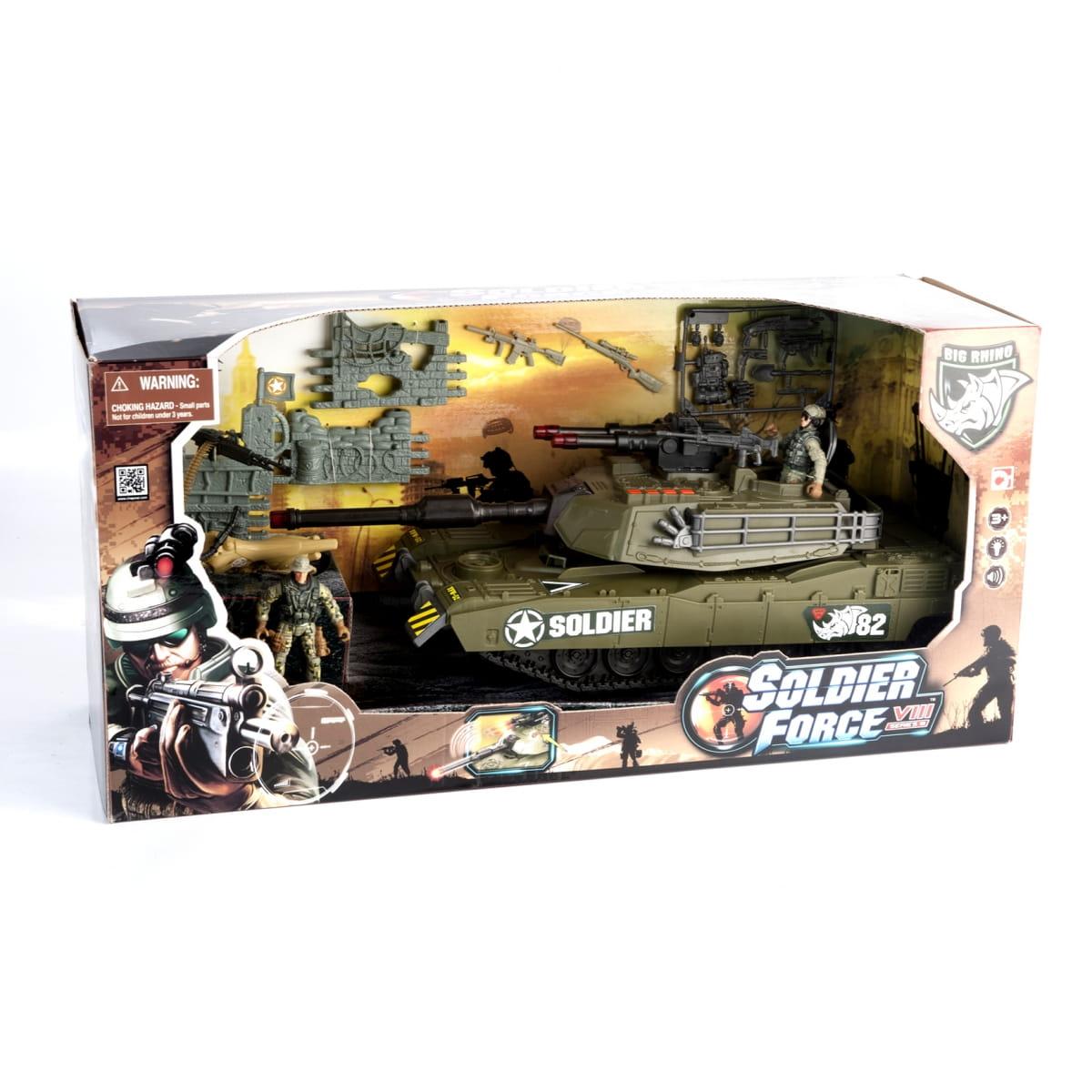 Игровой набор Chap Mei 521013 Soldier Force - Танковый прорыв