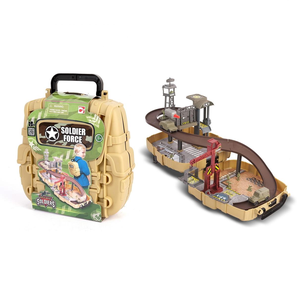 Мини-трек Chap Mei 524002 Нано-Армия в рюкзаке
