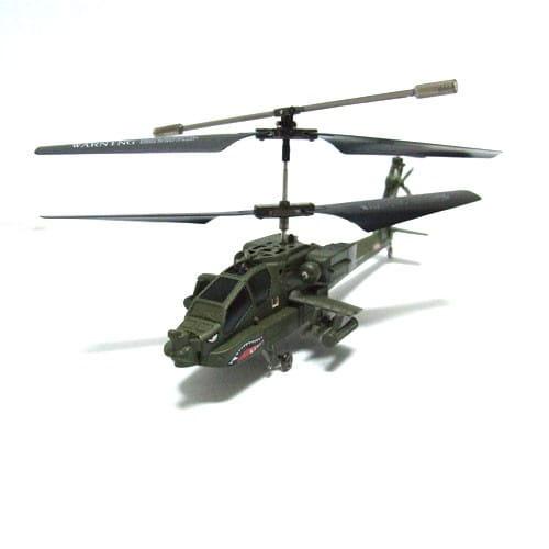 Купить Радиоуправляемый вертолетSyma S109 Gyro Apache AH-64 1:64 в интернет магазине игрушек и детских товаров