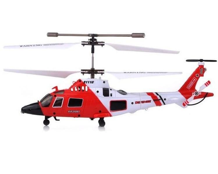 Радиоуправляемый вертолетSyma S111 Gyro 1:64