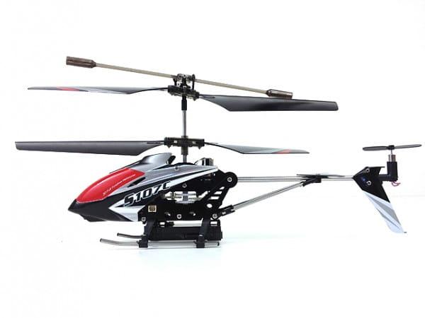 Купить Радиоуправляемый вертолет Syma S107C с видеокамерой в интернет магазине игрушек и детских товаров