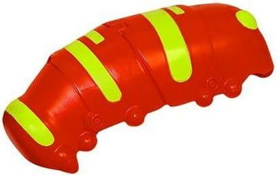 Интерактивная игрушка Eclipse Toys Гусеница Магна (красная)
