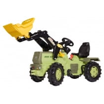Фото Педальный трактор Rolly Toys Farmtrac MB Trac 1500