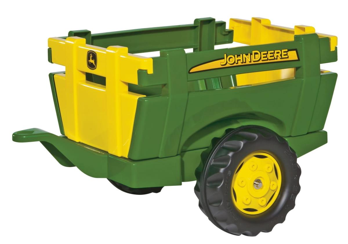 Прицеп для педального трактора Rolly Toys John Deere rollyFarm Trailer