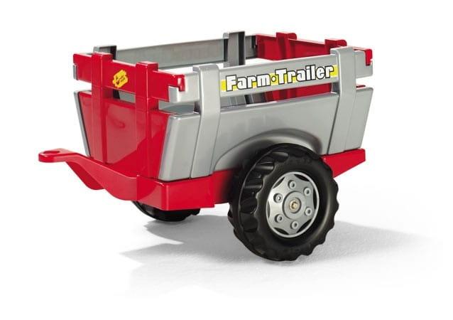Прицеп для педального трактора Rolly Toys RollyMega Trailer