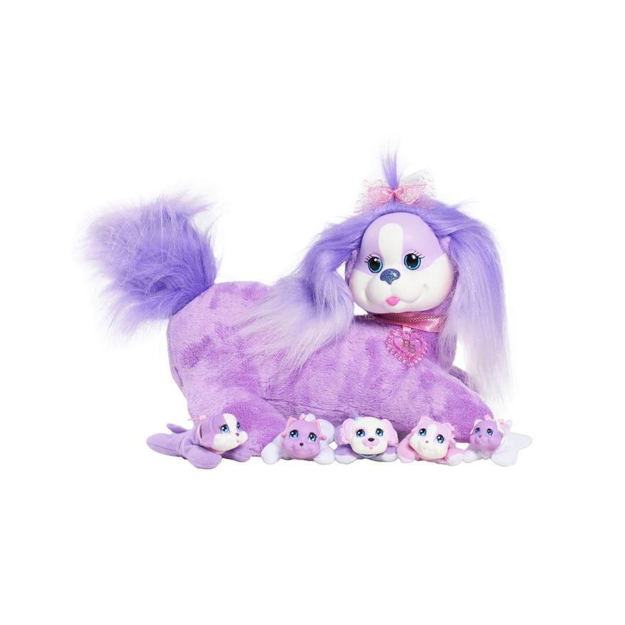 Игровой набор JUST PLAY Собачка Кэнди и ее щенки - Игровые наборы для девочек