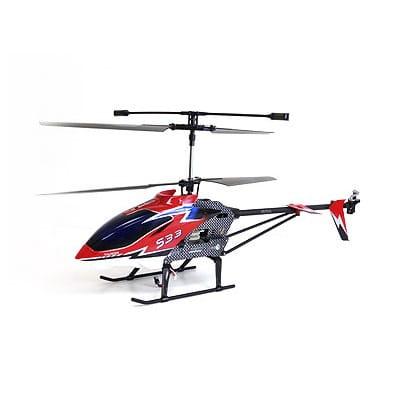 Купить Радиоуправляемый вертолет Syma S33 Gyro в интернет магазине игрушек и детских товаров