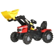 Фото Педальный трактор Rolly Toys Farmtrac MF