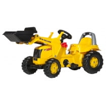 Фото Педальный трактор Rolly Toys rollyKid New Holland Construct