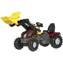 Фото Педальный трактор Rolly Toys Farmtrac Valtra