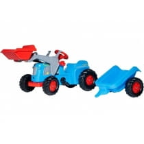 Фото Педальный трактор Rolly Toys Kiddy Classic