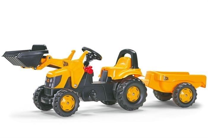 Педальный трактор Rolly Toys rollyKid Trailer - Каталки и ходунки