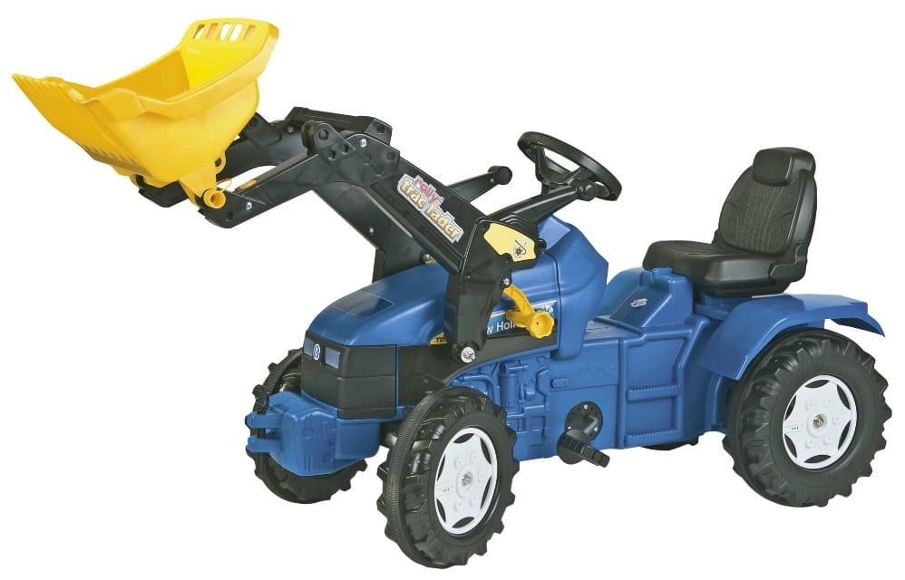Педальный трактор Rolly Toys New Holland TD 5050 - Каталки и ходунки