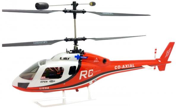 Купить Радиоуправляемый вертолет E-sky Twinstar CA Big Lama в интернет магазине игрушек и детских товаров
