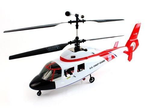 Купить Радиоуправляемый вертолет E-sky Co-Douphin в интернет магазине игрушек и детских товаров