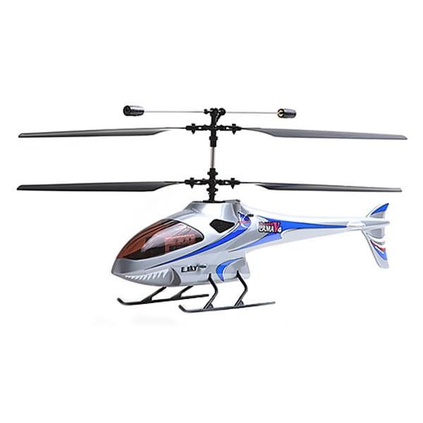 Радиоуправляемый вертолет E-sky 3D Lama V4 1:32
